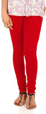 Suvidhaa Women's Red Leggings
