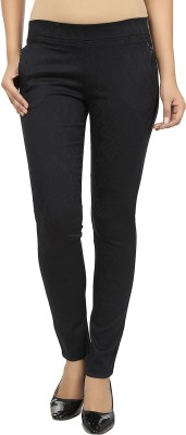 UrSense Women's Black Jeggings