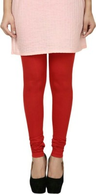 ZURI Women's Red Leggings