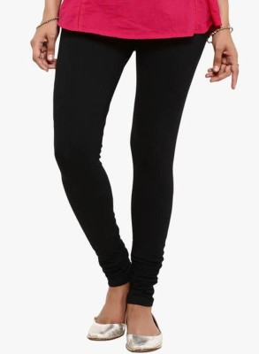 Nishu Design Women's Black Leggings