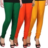 WCTrends Women's Yellow, Orange, Green L...