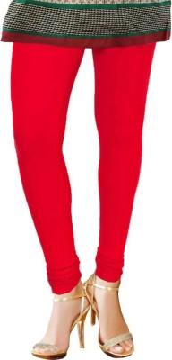 TBZ Women's Red Leggings