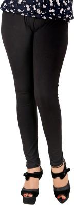Red Chilli Women's Black Leggings
