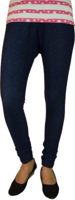 B VOS Girl's Blue Leggings
