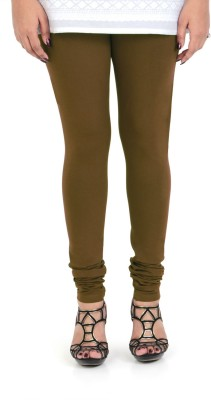 Vami Women's Brown Leggings