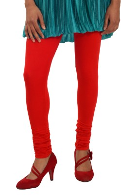 Femninora Women's Red Leggings