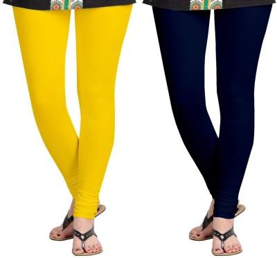 AF Sayonara Women's Yellow, Blue Leggings
