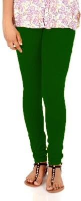 Suvidhaa Women's Green Leggings