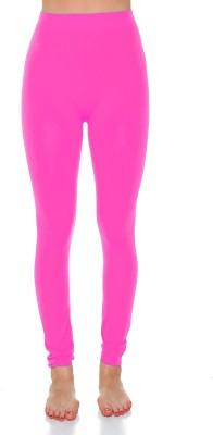 Tejshree Women's Pink Leggings
