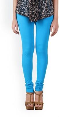 Chunri Women's Light Blue Leggings