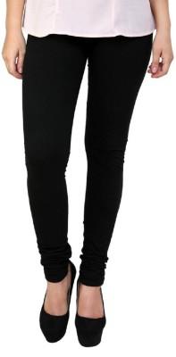 Lakos Women's Black Leggings