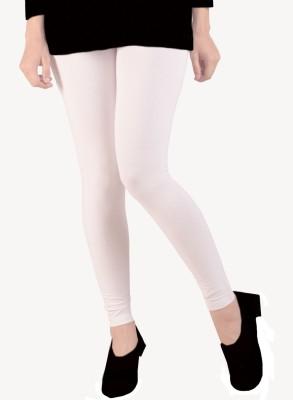 Uzee Women's White Leggings