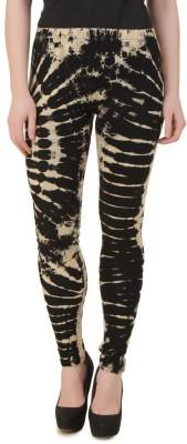 Mojeska Women's Beige Leggings