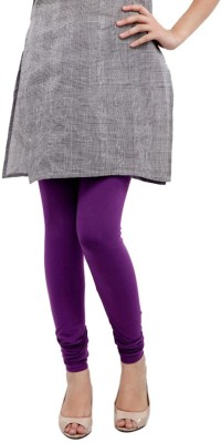 AFRO Women's Purple Leggings