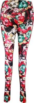Holidae Women's Multicolor Leggings
