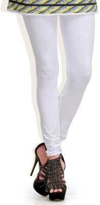 Oleva Women,s White Leggings