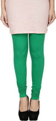 Fizzaro Women's Green Leggings