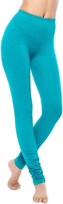 Coucou by Zivame Women's Green Leggings