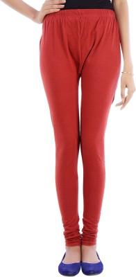 Shubh Women's Brown Leggings