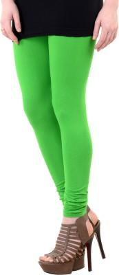 Mynte Women's Green Leggings