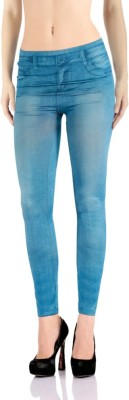 Jeansi Women's Blue Jeggings
