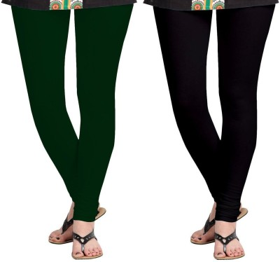 AF Sayonara Women's Green, Black Leggings