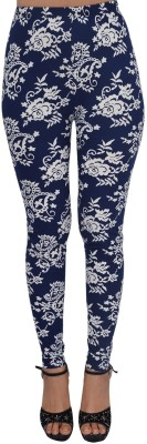 Zayn M, Women's Blue Leggings