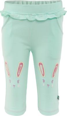 FS Mini Klub Baby Girl's Green Leggings