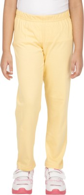 Ocean Race Girl's Yellow Leggings
