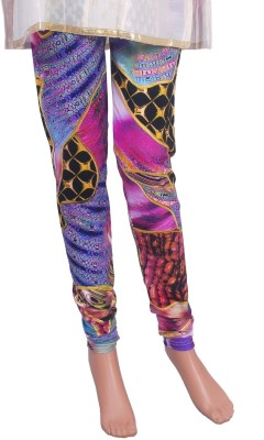 Saashiwear Women's Multicolor Leggings