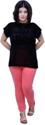 Yorker Women's Pink Leggings