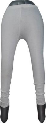 Yumlookup Women's White Leggings