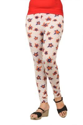 Optionsdesign Women's White Leggings