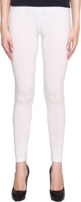 Carrol Women's White Leggings