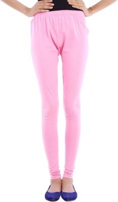 Shubh Women's Pink Leggings
