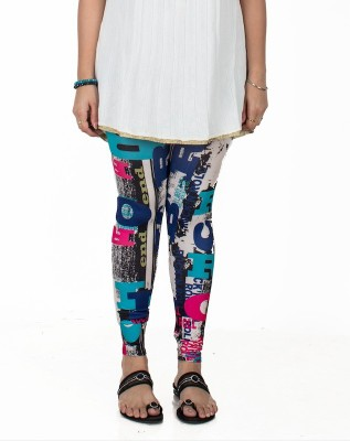 SXY! Women's Multicolor Leggings
