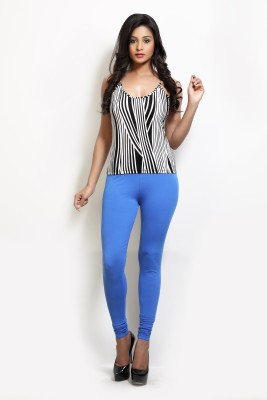 Design Classics Women's Blue Leggings