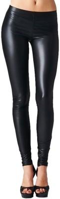 Saiarisha Women's Black Leggings