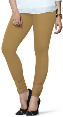 ambey shree trendz Women,s Gold Leggings
