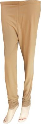 Balaji Creations Women's Beige Leggings