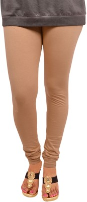 Leggings World Women's Beige Leggings