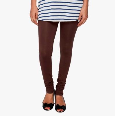 MeritFashion Women's Brown Leggings