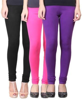 TOP ONE Women's Multicolor Leggings