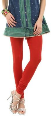 Poddy Women's Red Leggings