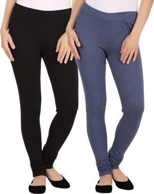 New tastemaker Women's Blue, Black Leggings