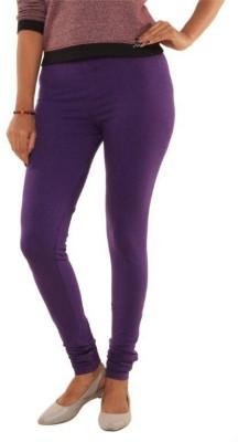 Airy Women's Purple Leggings