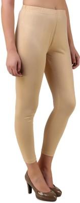 Flur Women's Gold Leggings