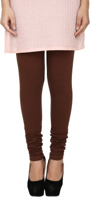 Fizzaro Women's Brown Leggings