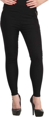 Magrace Women's Black Jeggings