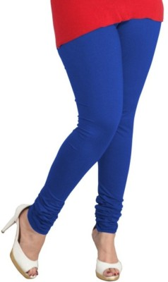 Nishu Design Women's Blue Leggings